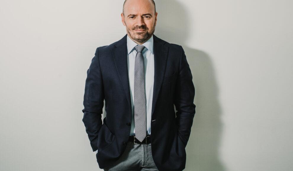 Cédric Parnaudeau, director general de Senassur