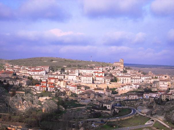 Viajes en moto por Segovia (B. Valadés)