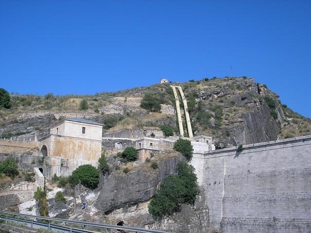 Imagen del Pontón de la Oliva.