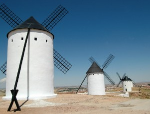 """Rutas en Moto """"El Quijote"""" (UCM)"""